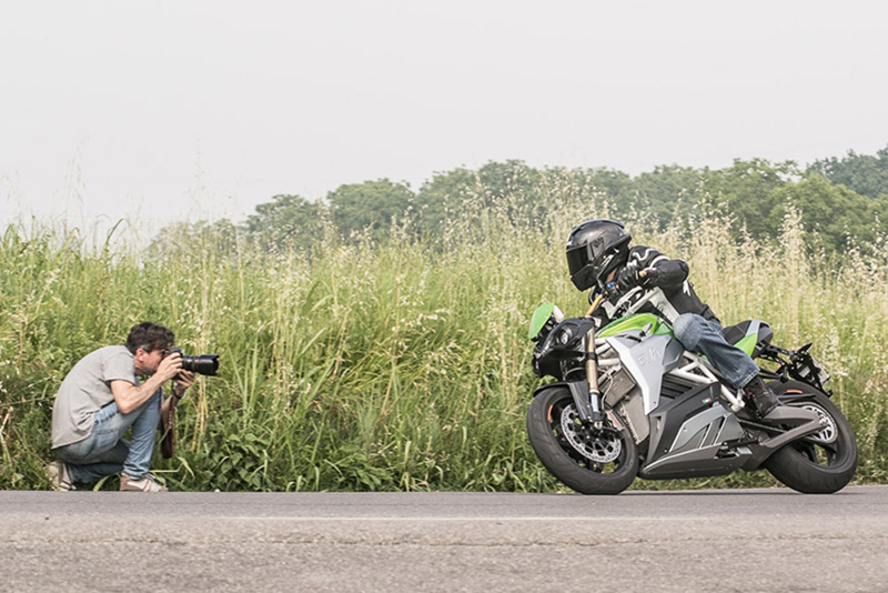 Soliera, Shotting test, Nuova energica Eva